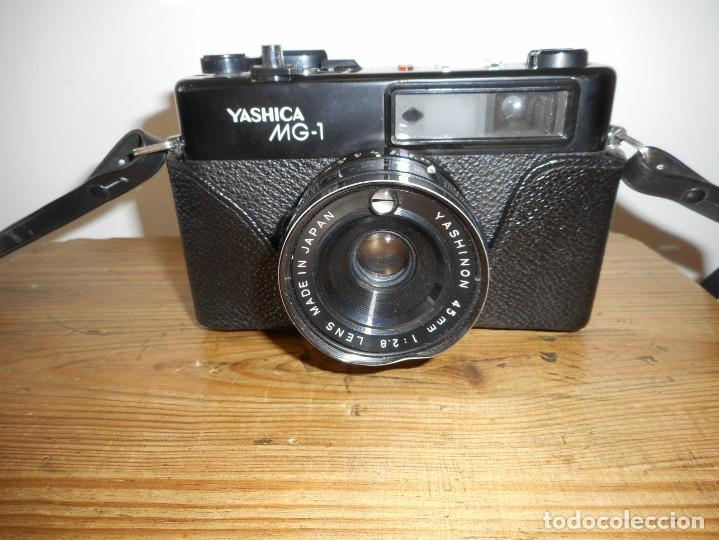 Cámara de fotos: Cámara de fotos Yashica MG-1 - Foto 2 - 218128071