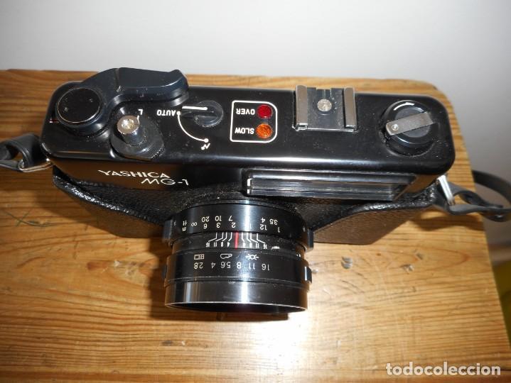 Cámara de fotos: Cámara de fotos Yashica MG-1 - Foto 3 - 218128071