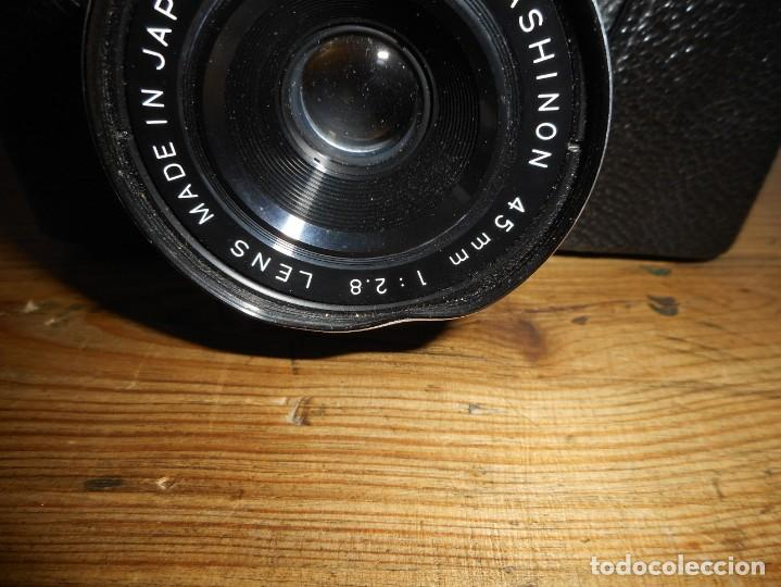 Cámara de fotos: Cámara de fotos Yashica MG-1 - Foto 4 - 218128071