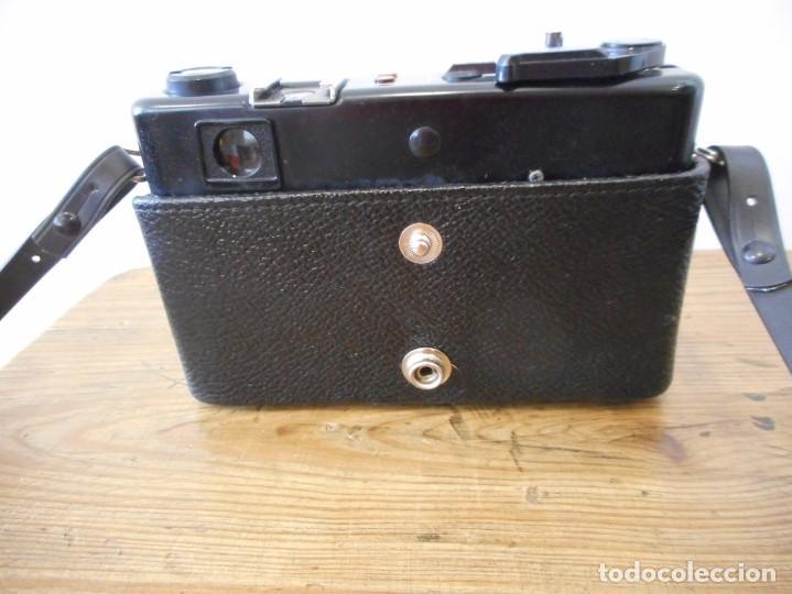 Cámara de fotos: Cámara de fotos Yashica MG-1 - Foto 5 - 218128071