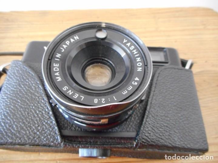 Cámara de fotos: Cámara de fotos Yashica MG-1 - Foto 6 - 218128071