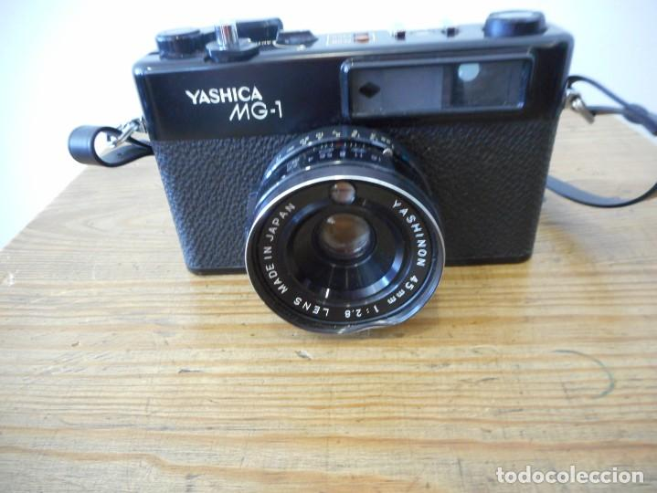 Cámara de fotos: Cámara de fotos Yashica MG-1 - Foto 10 - 218128071