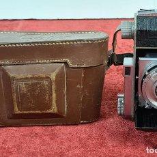 Cámara de fotos: CÁMARA FOTOGRAFICA KODAK RETINA. COMPUR RAPID. FUNDA ORIGINAL. CIRCA 1950.. Lote 218486801