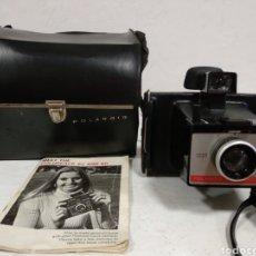 Cámara de fotos: INSTANTANEA.POLAROID COLORPACK 80.1971.FUNCIONA. Lote 218550412