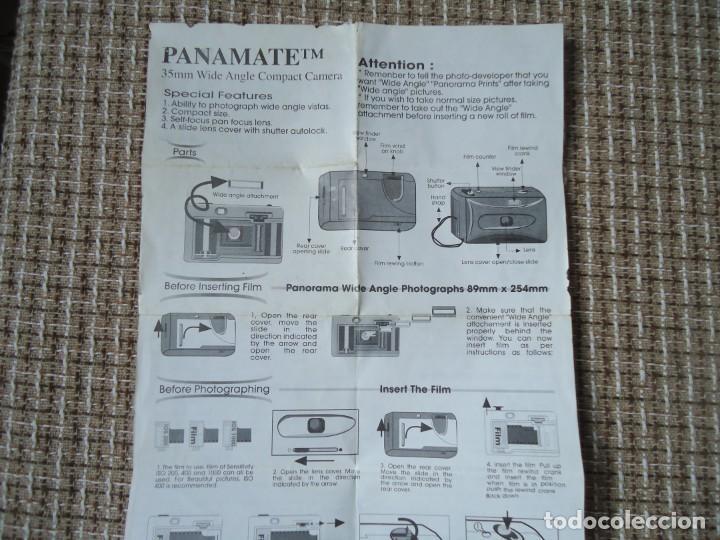 Cámara de fotos: Cámara fotos Panamate - Foto 6 - 218629007