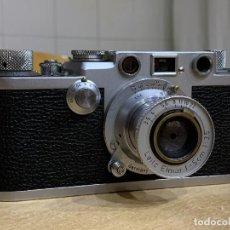 Cámara de fotos: LEICA III F. Lote 219266320