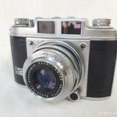 Cámara de fotos: BALDA SUPER BALDINA TELEMÉTRICA. 1954.. Lote 220301678