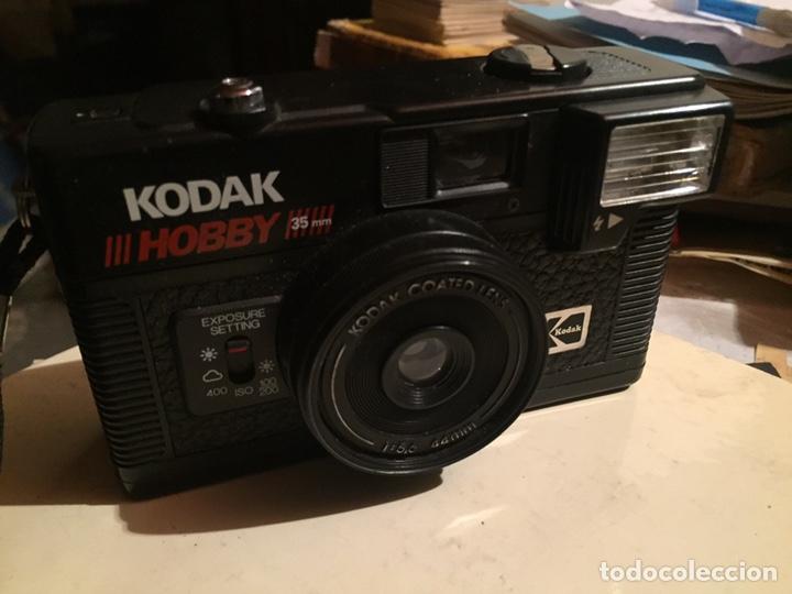 Cámara de fotos: Cámara Fotográfica Kodak Hobby - Foto 2 - 221431828
