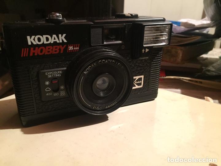 CÁMARA FOTOGRÁFICA KODAK HOBBY (Cámaras Fotográficas - Clásicas (no réflex))