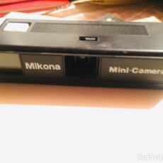 Cámara de fotos: CAMARA FOTOD ANALOGICA MIKONA MINI 110 MM. Lote 221584938