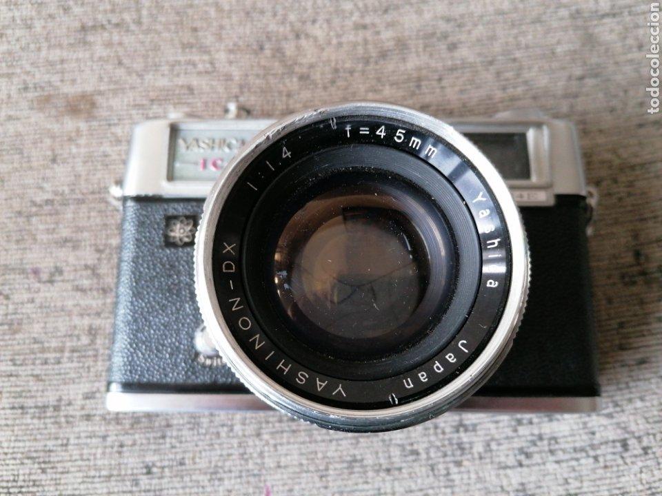 CÁMARA YASHICA 1C LINX 14 E (Cámaras Fotográficas - Clásicas (no réflex))
