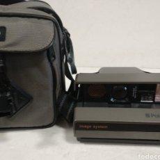 Cámara de fotos: POLAROID IMAGE SYSTEM.INSTANTANEA 1986.FUNCIONANDO.OFERTON. Lote 221791682