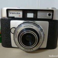 Cámara de fotos: ANTIGUA CAMARA FOTOGRAFICA= WERLISA II=CERTEX.S.A·ESPAÑA. Lote 221846083