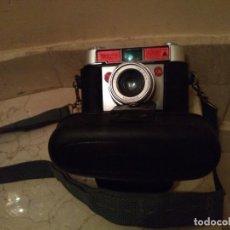 Cámara de fotos: ANTIGUA CAMARA FOTOGRAFICA WERLISA CON SU FUNDA. Lote 221953370