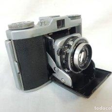 Cámara de fotos: BELCA BELTICA II. CARL ZEISS. 1952.. Lote 222040021