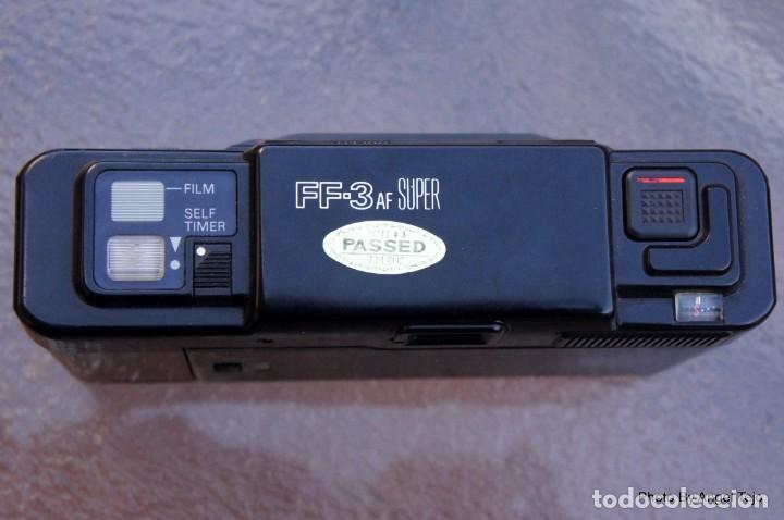 Cámara de fotos: Ricoh Compacta telemetrica AF.Simil Yashica T3 - Foto 3 - 222355217
