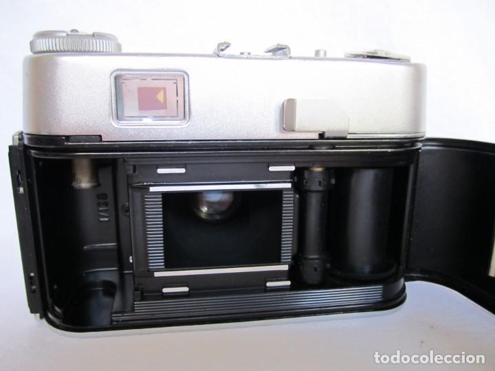 Cámara de fotos: Cámara Voigtländer-Vitoret DR-35 mm. Lanthar 2.8/50 - Años 60 - Foto 6 - 223244978