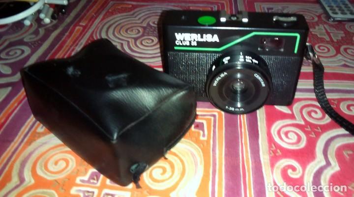 CAMARA FOTOGRAFICA WERLISA CLUB 35 (Cámaras Fotográficas - Clásicas (no réflex))