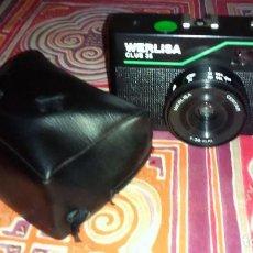 Cámara de fotos: CAMARA FOTOGRAFICA WERLISA CLUB 35. Lote 224340637