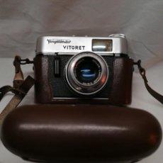 Cámara de fotos: ANTIGUA CAMARA DE FOTOGRAFÍA VOIGTLANDER. Lote 224983962