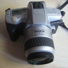 Cámara de fotos: CÁMARA DE FOTOS MINOLTA DYNAX 3L (CONSULTAR DESCRIPCIÓN ). Lote 225233537