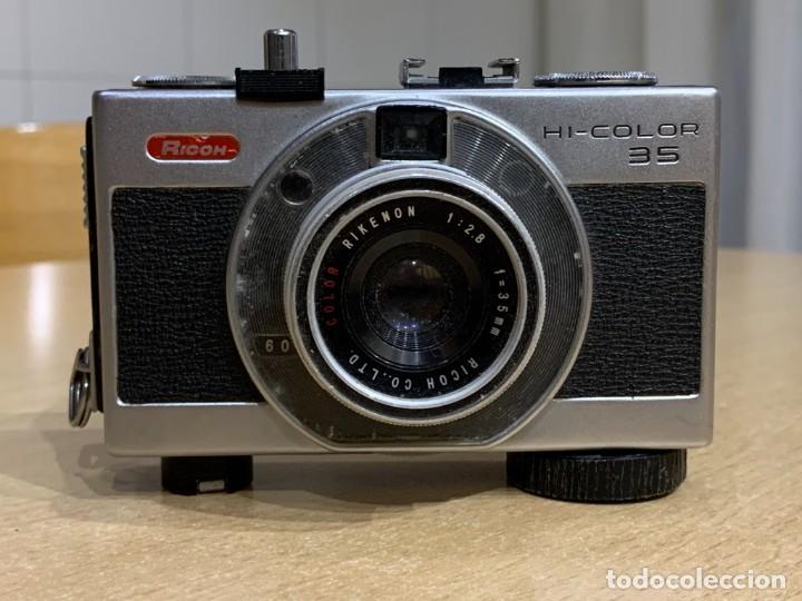 RICOH HI COLOR 35 (Cámaras Fotográficas - Clásicas (no réflex))