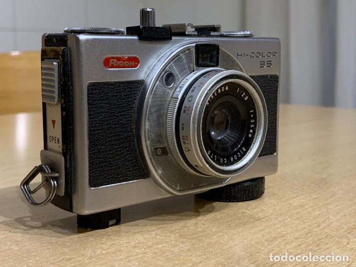 Cámara de fotos: RICOH HI COLOR 35 - Foto 2 - 225703188