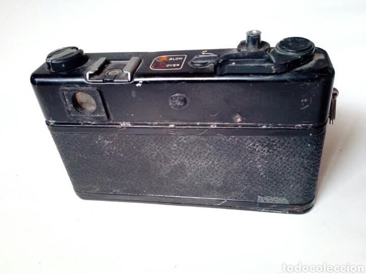 Cámara de fotos: (Para piezas) YASHICA MG-1 ELECTRO (cámara telemétrica / rangefinder) - NO FUNCIONA - 35mm 135 - Foto 3 - 226095860