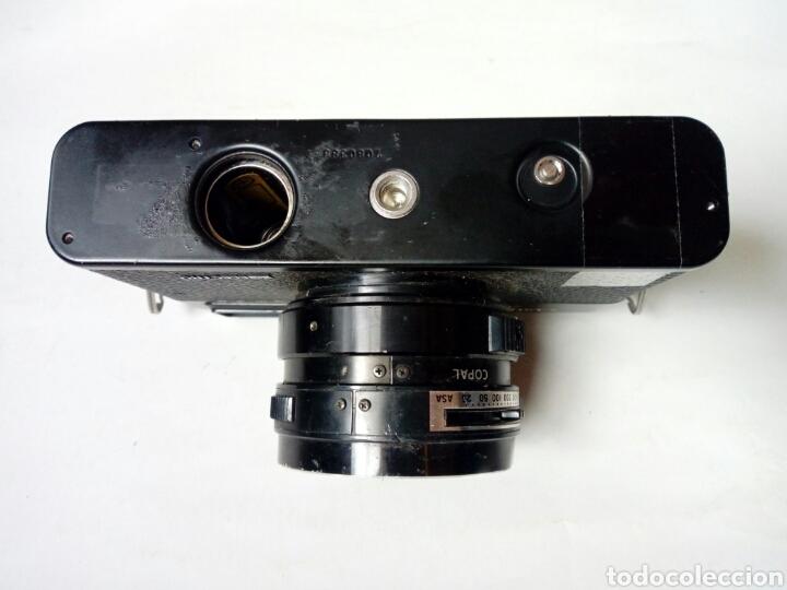 Cámara de fotos: (Para piezas) YASHICA MG-1 ELECTRO (cámara telemétrica / rangefinder) - NO FUNCIONA - 35mm 135 - Foto 4 - 226095860