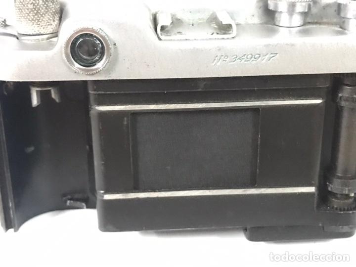 Cámara de fotos: Fantástica cámara Fed 2 con funda original de piel. - Foto 3 - 226109923