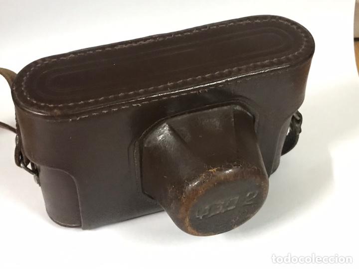 Cámara de fotos: Fantástica cámara Fed 2 con funda original de piel. - Foto 5 - 226109923