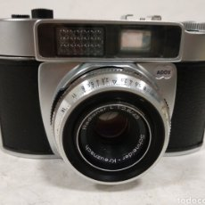 Câmaras de fotos: CLÁSICA.ADOX POLOMAT 1.1960.35MM.FUNCIONA.FOTOMETRO ACOPLADO. Lote 227066795