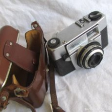 Cámara de fotos: CÁMARA FOTOGRÁFICA AGFA SILETTE-I, FUNDA ORIGINAL. Lote 229063295