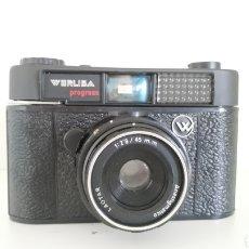 Cámara de fotos: WERLISA PROGRESS FABRICADA POR CERTEX - AÑOS 70. Lote 229508850