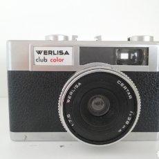 Cámara de fotos: WERLISA CLUB COLOR (A) FABRICADA POR CERTEX - AÑO 1976. Lote 229512530