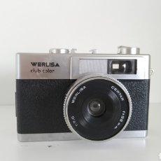 Cámara de fotos: WERLISA CLUB COLOR (B) FABRICADA POR CERTEX - AÑO 1979. Lote 229512710