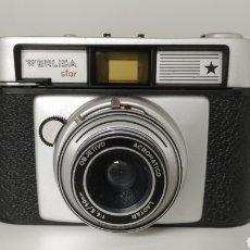 Cámara de fotos: WERLISA STAR (2) FABRICADA POR CERTEX - AÑO 1968. Lote 229989565
