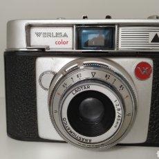 Cámara de fotos: WERLISA COLOR W (1) FABRICADA POR CERTEX - AÑO 1967. Lote 229990970