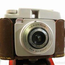 Cámara de fotos: CAMARA NERASPORT, CAMARA TIPO LOMOGRAPHY. Lote 230579660
