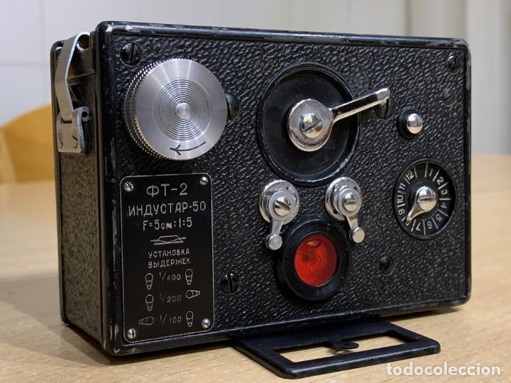 FT-2 CAMARA PANORAMICA (Cámaras Fotográficas - Clásicas (no réflex))