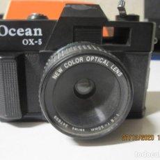 Cámara de fotos: CAMARA DE FOTOS OCEAN OX-5. Lote 232215995