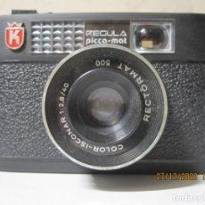 Cámara de fotos: CAMARA FOTOGRAFICA REGULA PICCA-MAT C5. Lote 232220235