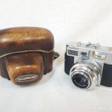 Cámara de fotos: VOIGTLANDER VITOMATIC IIA TELEMÉTRICA. 1960.. Lote 232718410