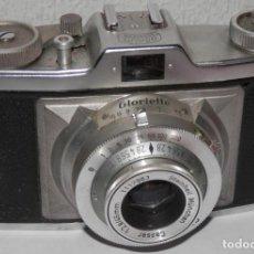 Cámara de fotos: CAMARA VINTAGE DE LA MARCA GLORIETTE. Lote 234036725