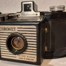 Cámara de fotos: CÁMARA DE FOTOS CORONET FLASHMASTER. Lote 235526750