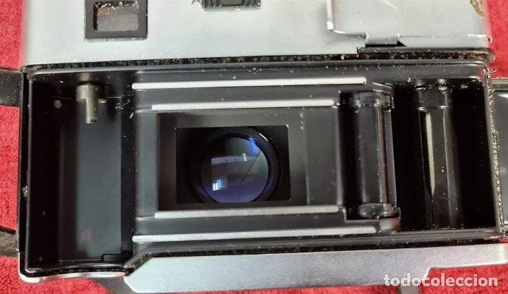 Cámara de fotos: CÁMARA FOTOGRAFICA PETRI COMPUTOR II. 35 MM. TELEMETRICA. JAPÓN. 1972. - Foto 7 - 235933225