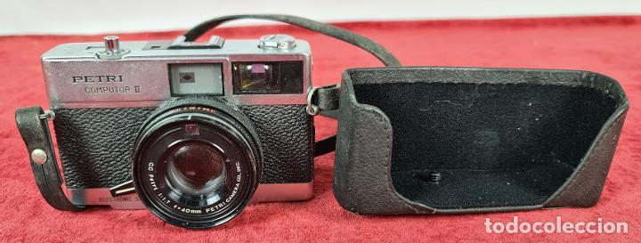 CÁMARA FOTOGRAFICA PETRI COMPUTOR II. 35 MM. TELEMETRICA. JAPÓN. 1972. (Cámaras Fotográficas - Clásicas (no réflex))