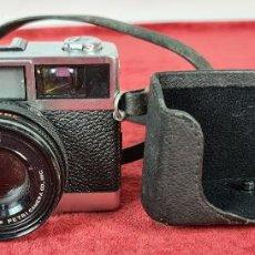 Cámara de fotos: CÁMARA FOTOGRAFICA PETRI COMPUTOR II. 35 MM. TELEMETRICA. JAPÓN. 1972.. Lote 235933225
