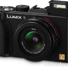 Cámara de fotos: /PANASONIC-LEICA) LUMIX DMC- LX5 CÁMARA DIGITAL.. Lote 236012950