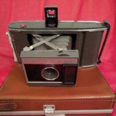 Cámara de fotos: ENORME CAMARA POLAROID J66 AÑO 1962.. Lote 236165880
